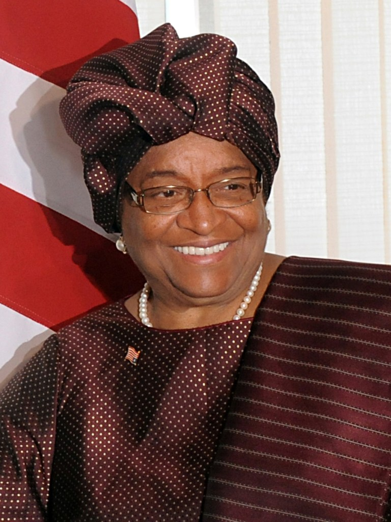 Ellen Johnson-Sirleaf Wins Peace Nobel prize