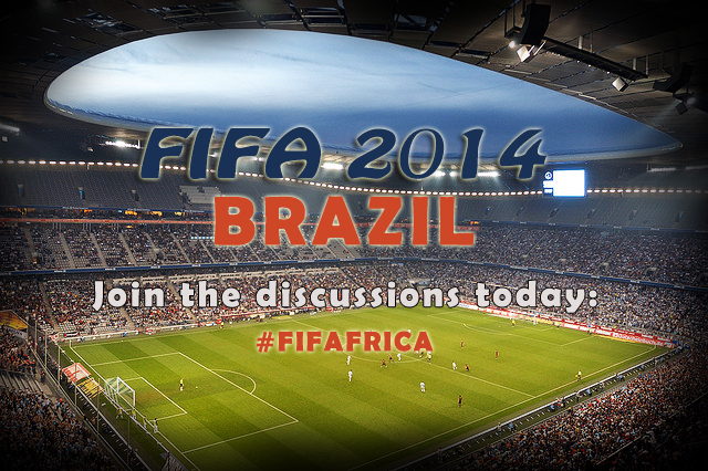2014 FIFA World Cup Brazil – AFRICAN TEAMS