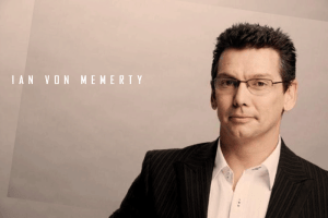 Mr Showbiz Ian von Memerty releases solo album