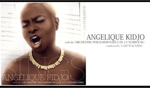 Angelique Kidjo SINGS wins the Grammy