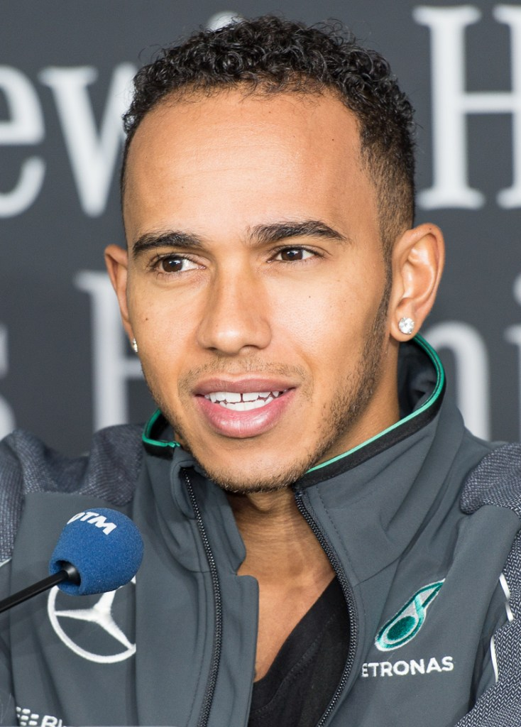 Lewis Hamilton: Did You Say Speed?
