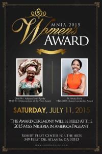 MNIA 2015-Womens-Award
