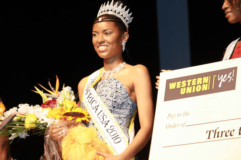 Interviewing Fifi Souma – Miss Africa USA 2010
