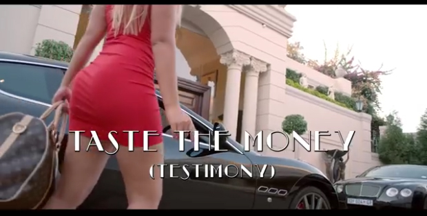 P Square – Taste the Money (Testimony) [Official Video]