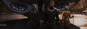 Black Panther is Coming: Africans Are Happy