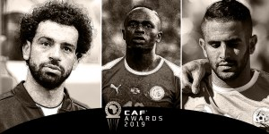2019 African Footballer of the Year Nominees