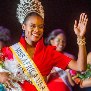 Miss Cameroon is Crowned Miss Africa USA 2017/18