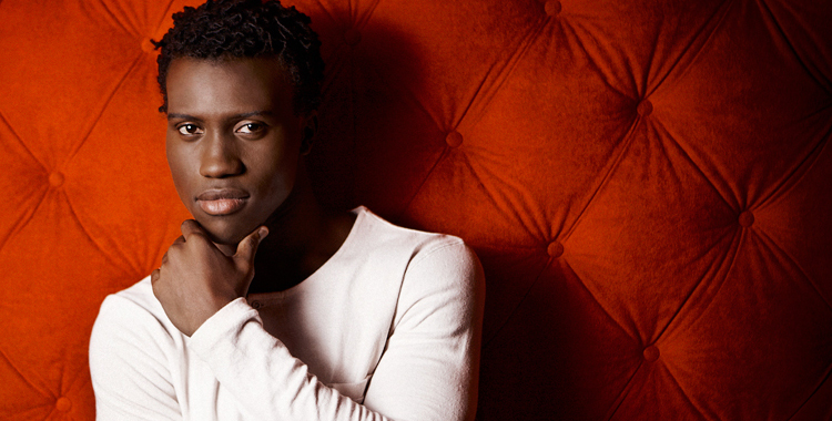Meet The French Black Vampire: Amadou Ly