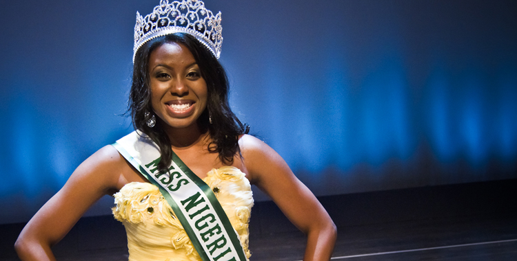 EXCLUSIVE INTERVIEW WITH MISS NIGERIA IN AMERICA 2012 TOKUNBO KUJORE
