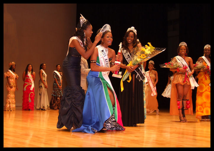 2008 Miss Africa USA Beauty Pageant