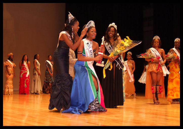 2008 Miss Africa USA
