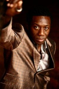 Interview with Hakeem Kae-Kazim
