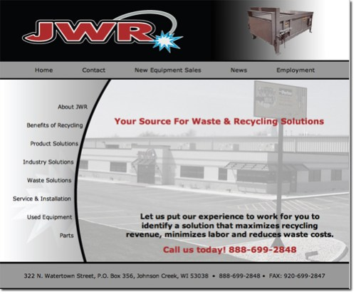 JWR Inc