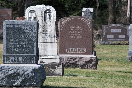 Erin Emmanuel Cemetery