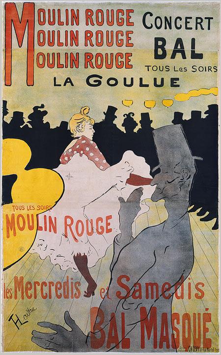 Henri de Toulouse-Lautrec, La Goulue
