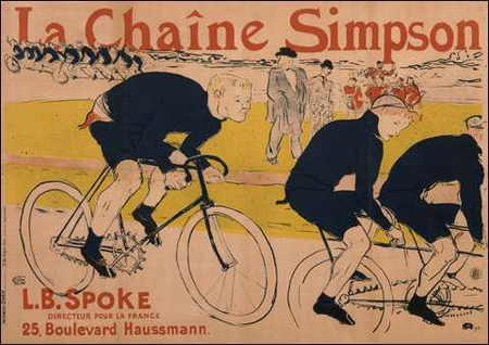Toulouse Lautrec La Chaine Simpson