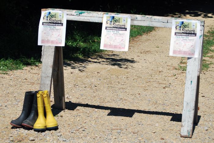Soi Sisters Farm Tour 2012