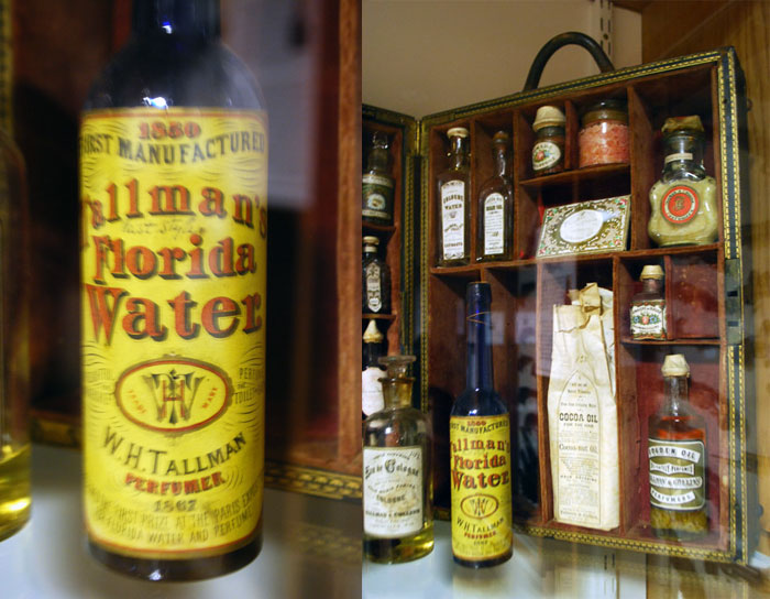 Products made by Willam Henry Tallman, Janesville, WIsconsin