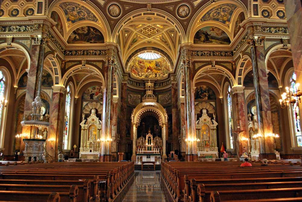 Basilica of St. Josaphat, Doors Open Milwaukee