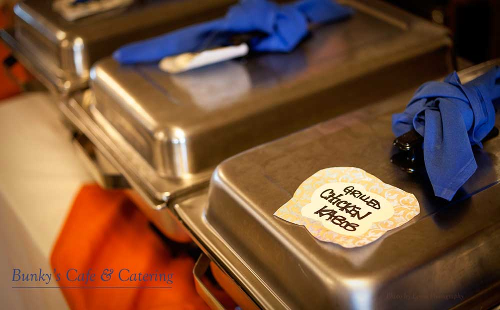 Bunky's Cafe provides delicious catering for weddings in Madison, WI