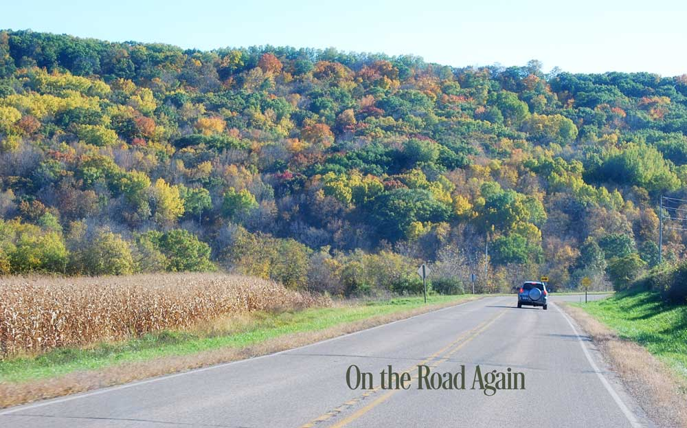 Autumn Colors in Sauk County, WI
