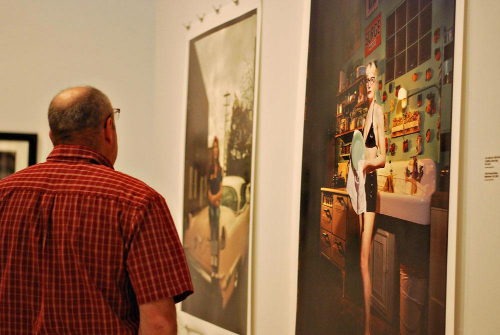 J. Shimon and J.LIndemann exhibit at MOWA, West Bend, WI
