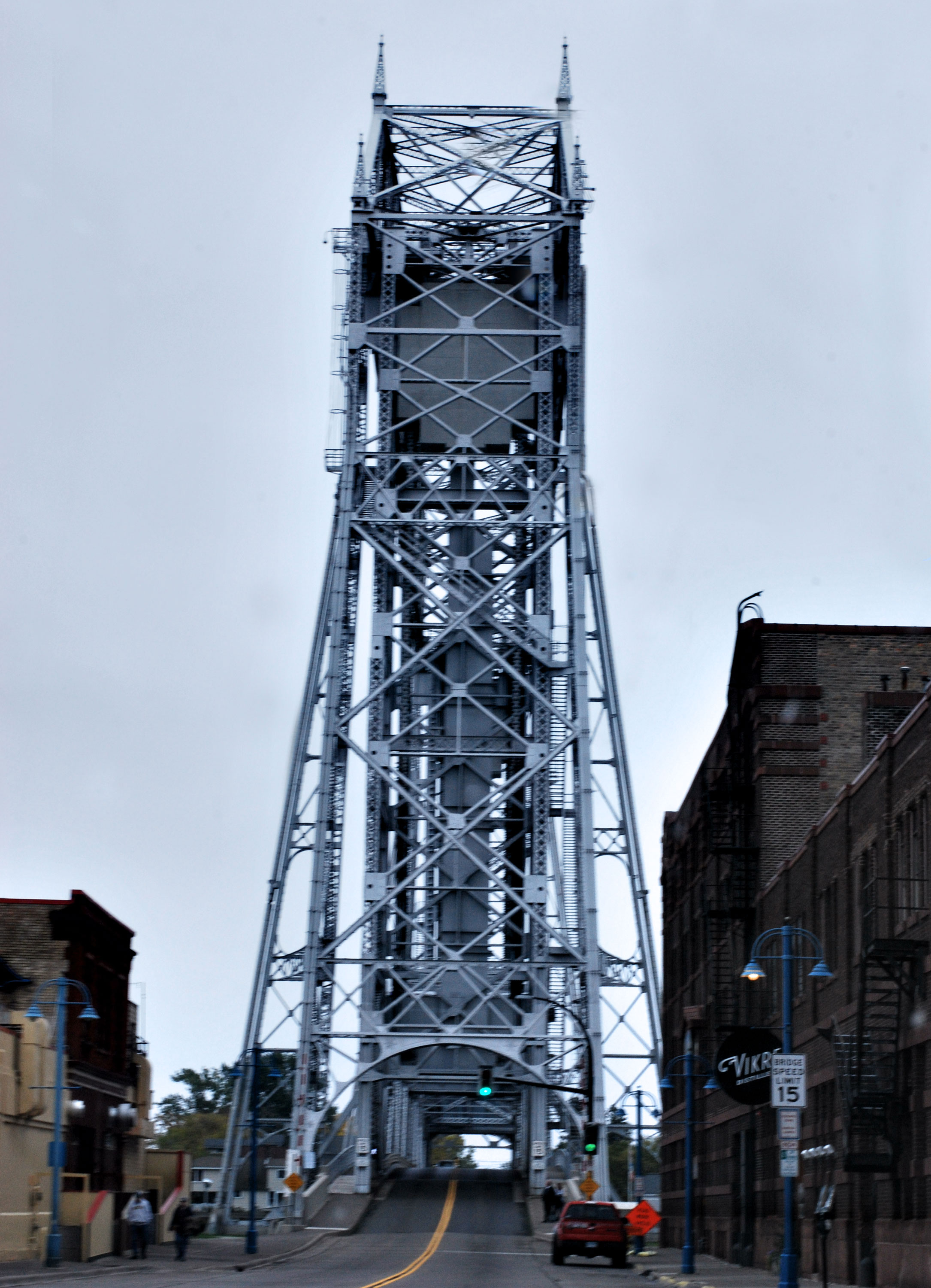 Aerial Lift Bridge, Duluth, MN