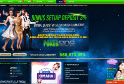 Poker1One Poker Game Online Indonesia
