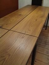 2 Tisch aneinander