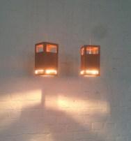 Hängeleuchte Maisonette 11x5x11,5x22cm