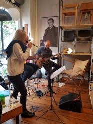 Stefan Grüter und Band
