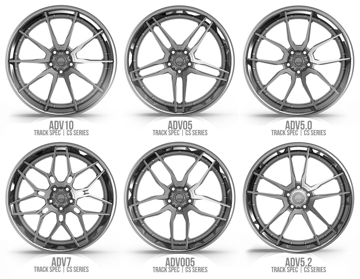 Welcome To ADV.1 Wheels