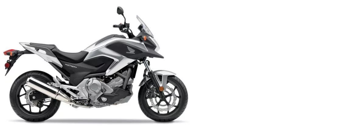 Motorcycle accessories for Honda NC700