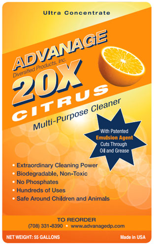 Citrus- Your source for eco cleaning products for the home.