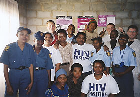 aids clinic