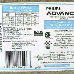 Advance T8 Ballast Wiring Diagram Hogtunes Fluorescent Ballasts Labels 101 |