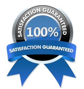guarantee our carpet cleaning work