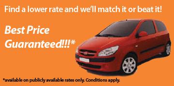Rental car deals