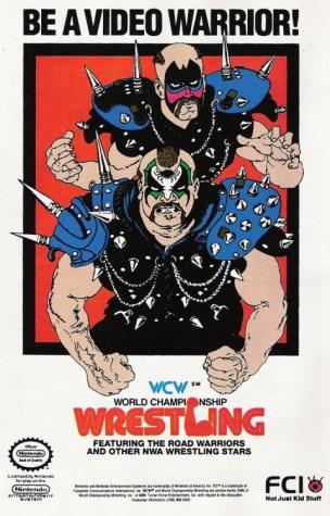wcw warriors