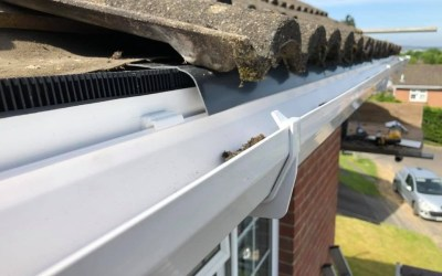 Transform your home, with our Fascias, Soffits and Guttering