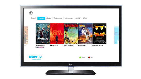 Sky leads catch-up VoD