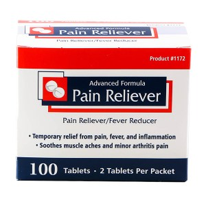 Advanced Formula Pain Reliever