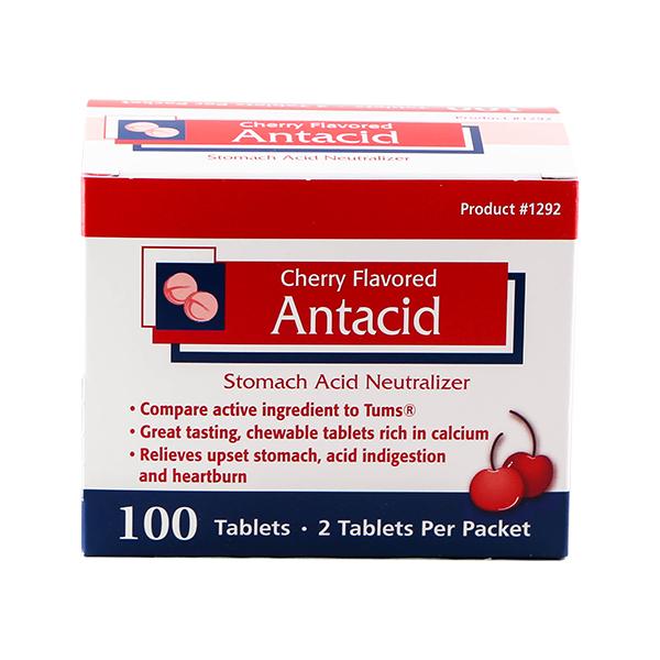 Cherry Antacid