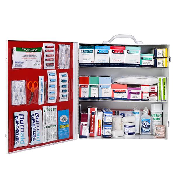 3 Shelf First Aid Kit