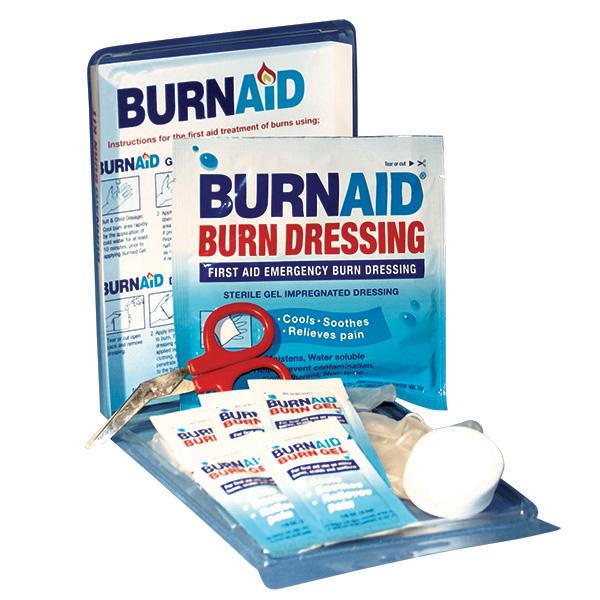 Burn Aid