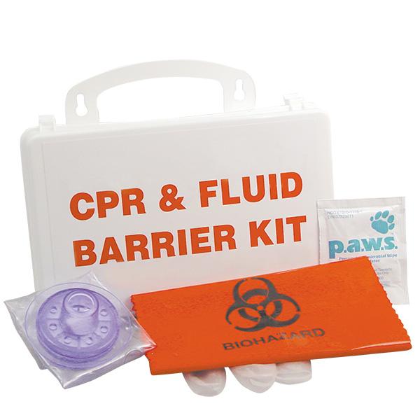 CPR & Fluid Barrier Kit