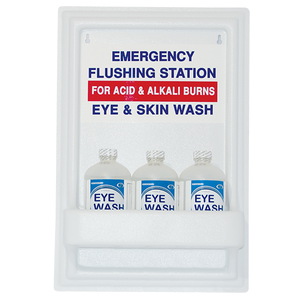 Eye Flush Station
