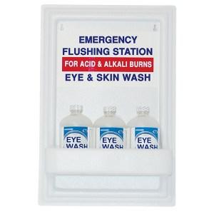 Eye Flush Station