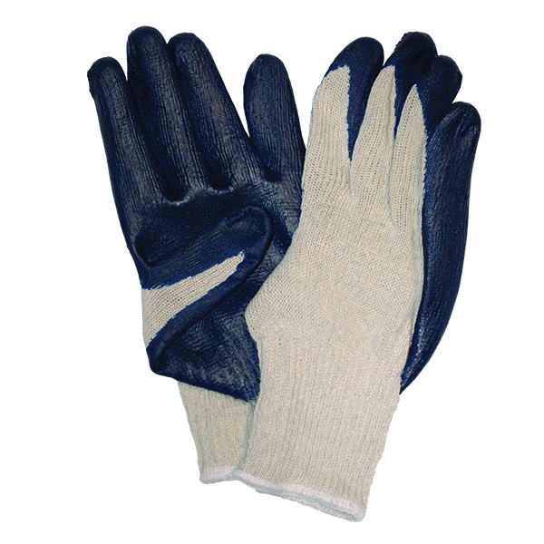 Knit Palm Dipped Gloves