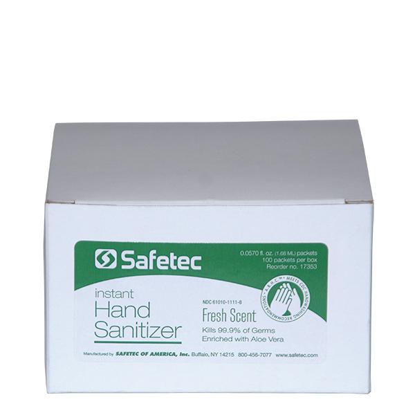 Safetec Hand Sanitizer